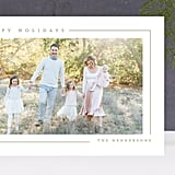 Simply Serene Card from Minted ($1-$3 per card)