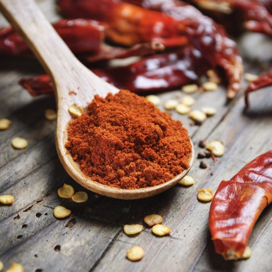 Spices Can Curb Your Appetite