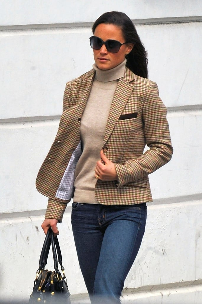 How to Wear Jeans: Pippa Middleton