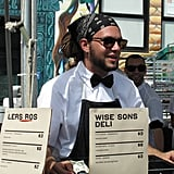 Wise Sons Deli