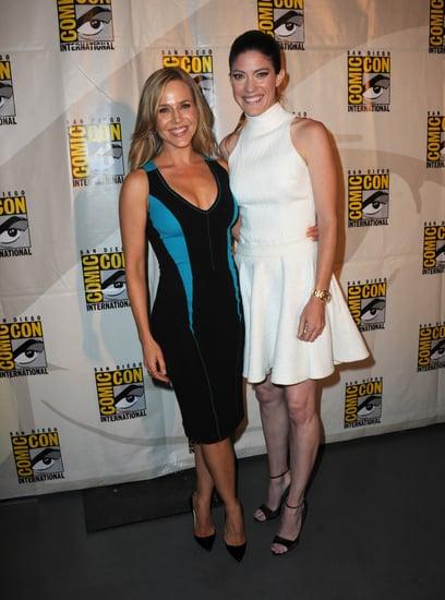 Jennifer-Carpenter-Julie-Benz-reunited-panel-Dexter
