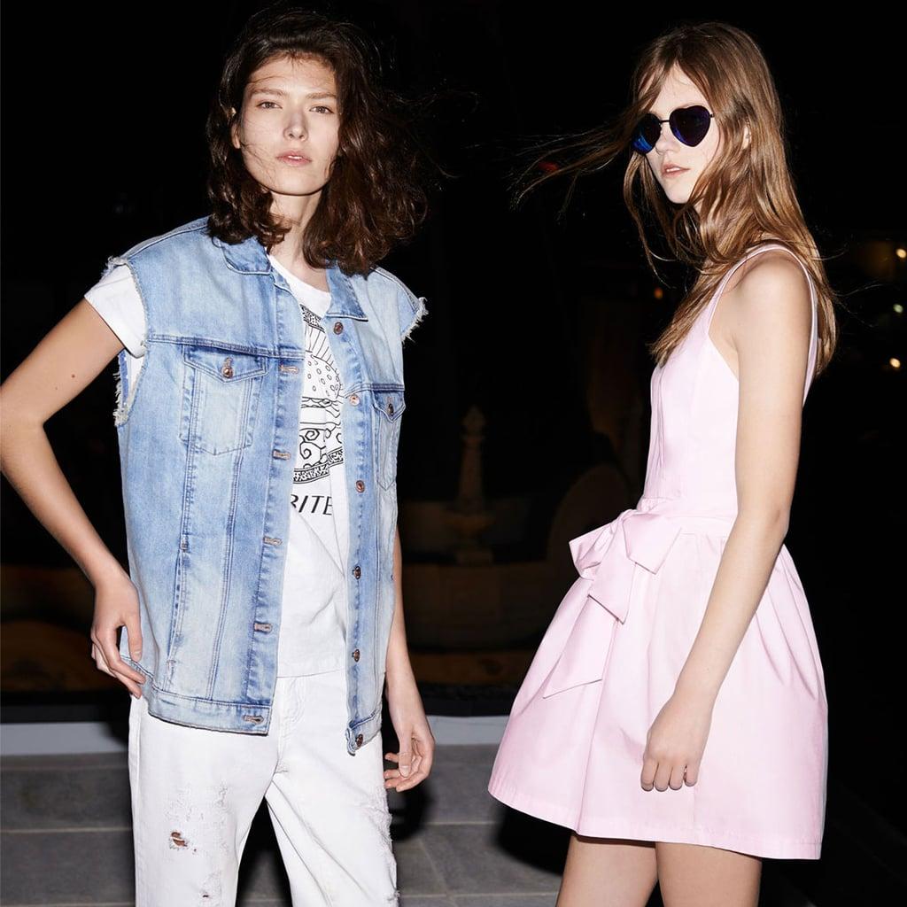 Zara Summer Lookbook