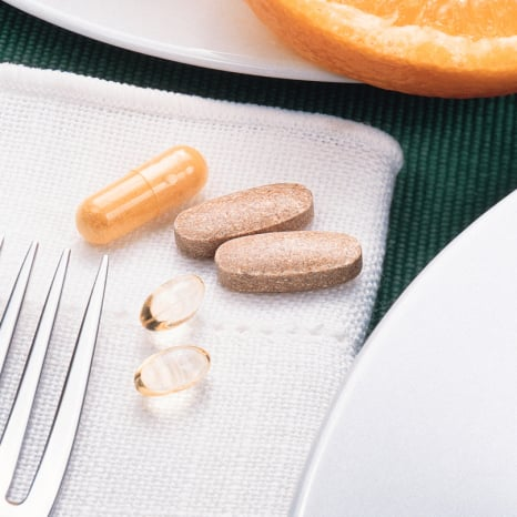 CDC Reports More Than Half of Americans Take Supplements