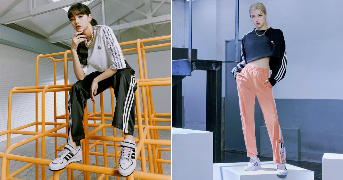 Adidas's New Campaign Stars Blackpink in the Dreamiest Sorbet Sneakers We've Ever Seen.jpg