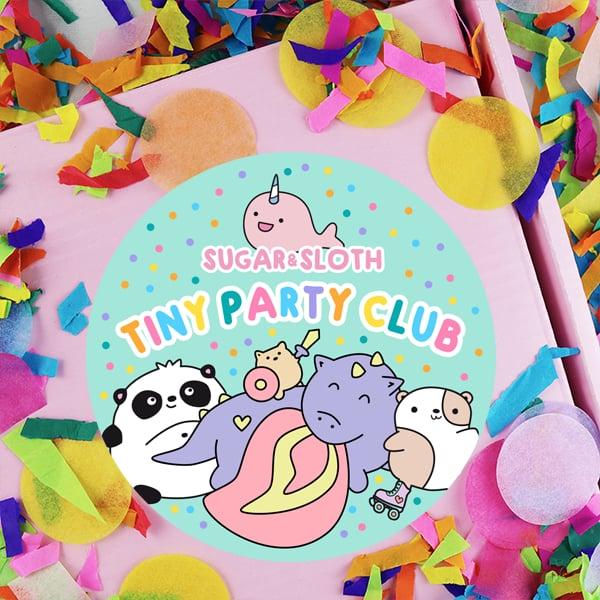 Tiny Party Club Box