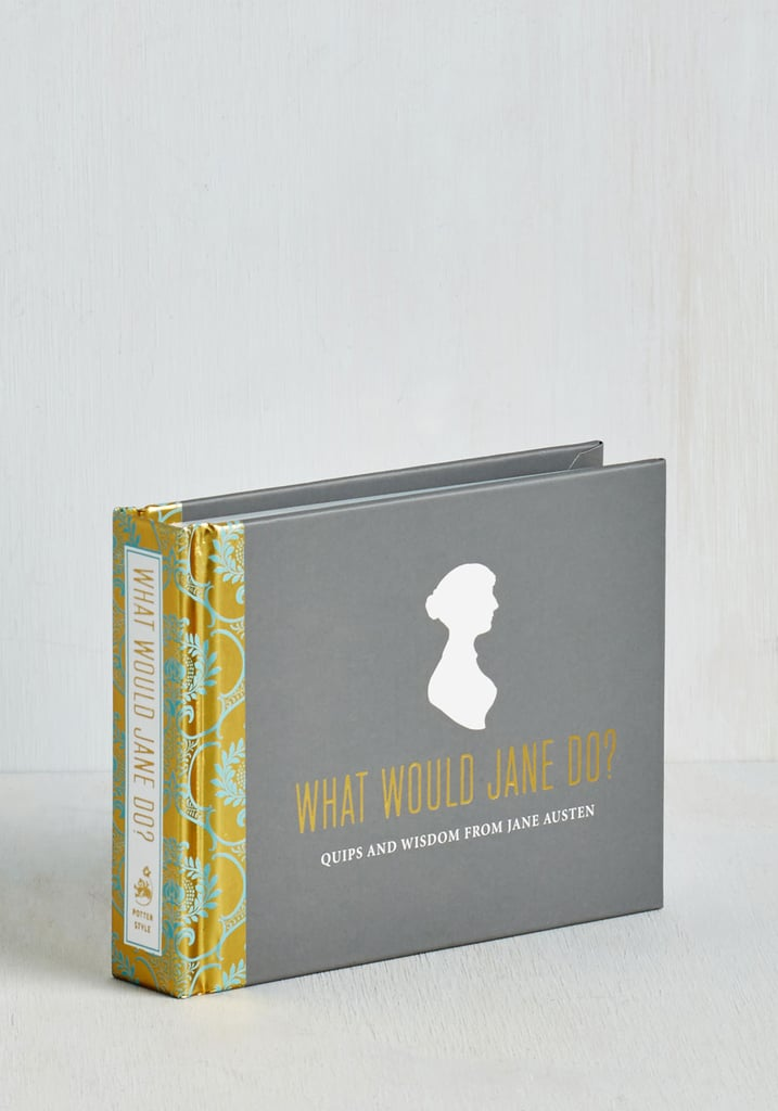 What Would Jane Do? Book