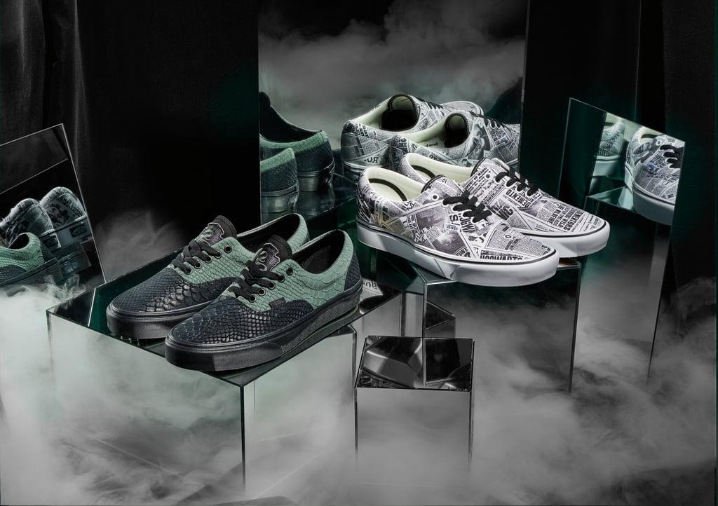 Vans Harry Potter Sneaker Collection 2019