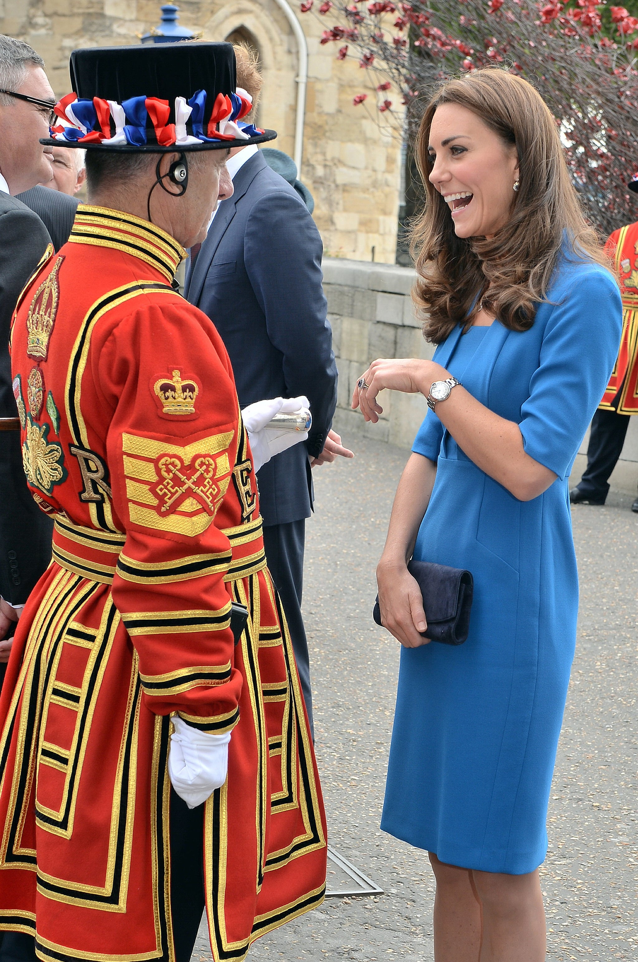 Kate Middleton Is Moved to Tears During a Special Royal Stop