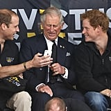 Prince Harry Launched the Invictus Games