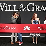Oh, Honey! This Will & Grace Makeout Session Will Get You So Excited For the Reboot