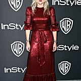 Laura Brown at the 2019 Golden Globes Afterparty