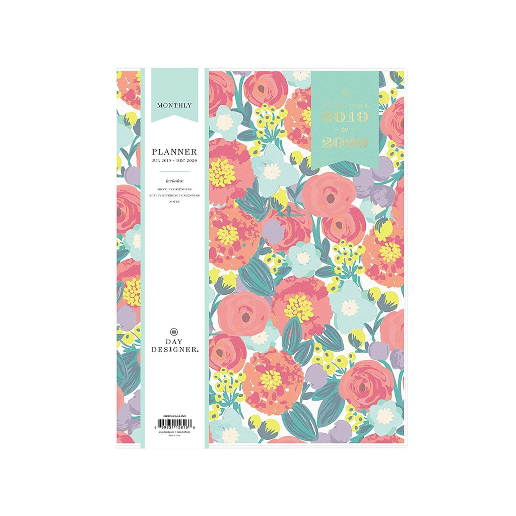 Best Monthly Planner 2020 Day Designer 2019 2020 Academic Year Monthly Planner | Best School