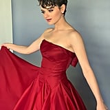 Joey King's Curly Hair at the 2019 Emmys