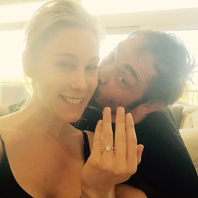 Supernatural's Mark Sheppard Engaged to Sarah Louise Fudge