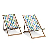Set of 2 Deck Chairs ($80)