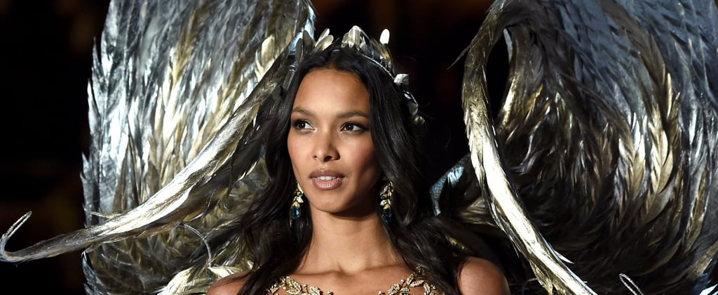 Victoria's Secret Model Lais Ribeiro Has Stretch Marks