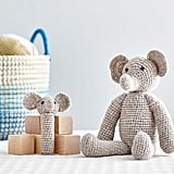 Pottery Barn Kids Knit Elephant
