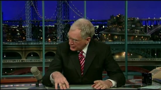 Sports Illustrated Swimsuit 2011 Cover Revealed on Letterman