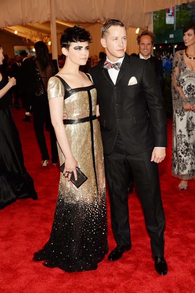 They coordinate well, especially at the Met Gala.