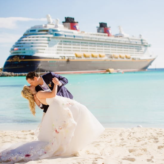 Real Disney Cruise Wedding Pictures