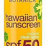 Alba Botanica Sunscreen Spray with Coconut Oil