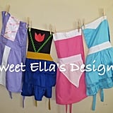 Disney Princess Apron Dresses