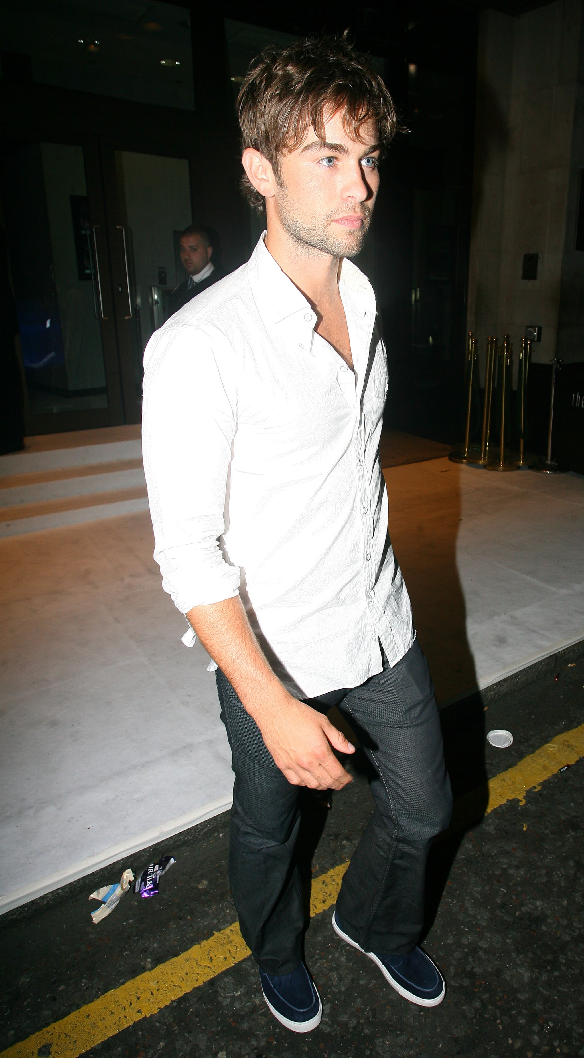 Pictures Of Chace Crawford Out In London Cast In Peace