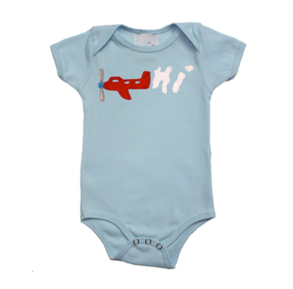 Airplane Onesie ($20)