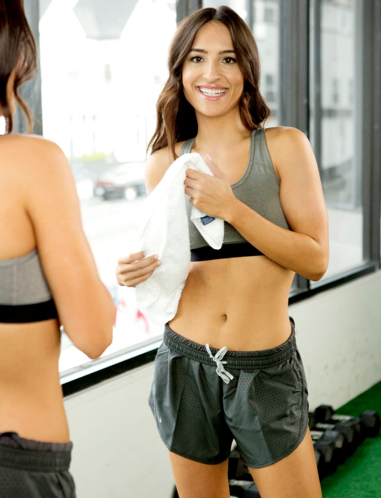 6 Moves For A Bikini Belly