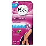 Veet Legs and Body Wax Strip Kit