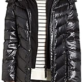 Calvin Klein Fleece Inset Down Jacket ($228)