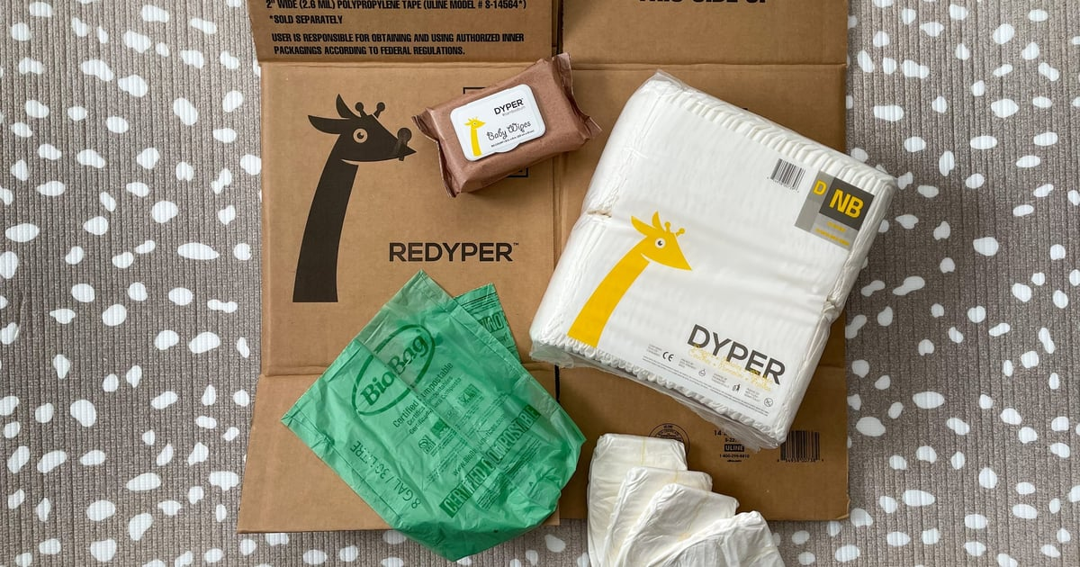 These Compostable Diapers Are Helping Me Reduce My Carbon Footprint