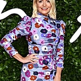 Holly Willoughby at the British Fashion Awards 2019 in London