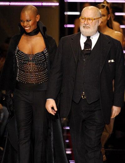 Fab Flash: Fashion Designer Gianfranco Ferré Dies