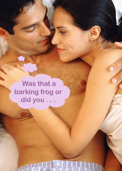 Do Tell: What Would You Do if You Passed Gas During Sex?