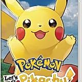 Pokémon Let's Go Pikachu!