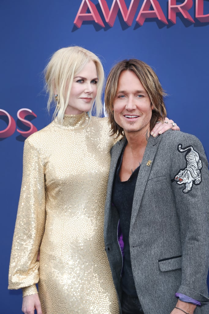 Nicole Kidman and Keith Urban ACM Awards 2018 Photos