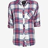 A Flannel For Layering