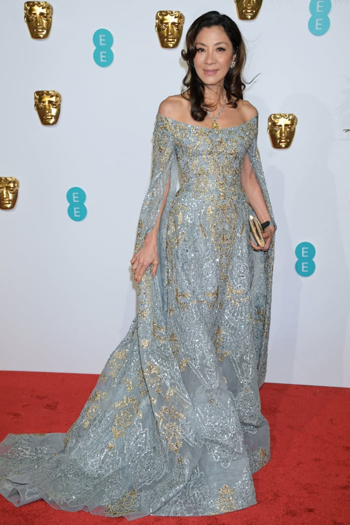 Michelle Yeoh at the 2019 BAFTA Awards