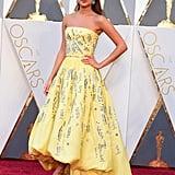 Alicia Vikander at the 2016 Academy Awards