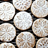 Brown Butter Muscovado Stamped Christmas Cookies