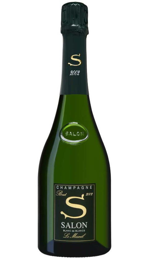 2002 Salon Le Mesnil Blanc de Blancs Brut Chardonnay | Best ...