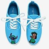 Disney Lilo & Stitch Hula Lace-Up Sneakers