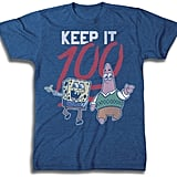 SpongeBob 100 Graphic Tee