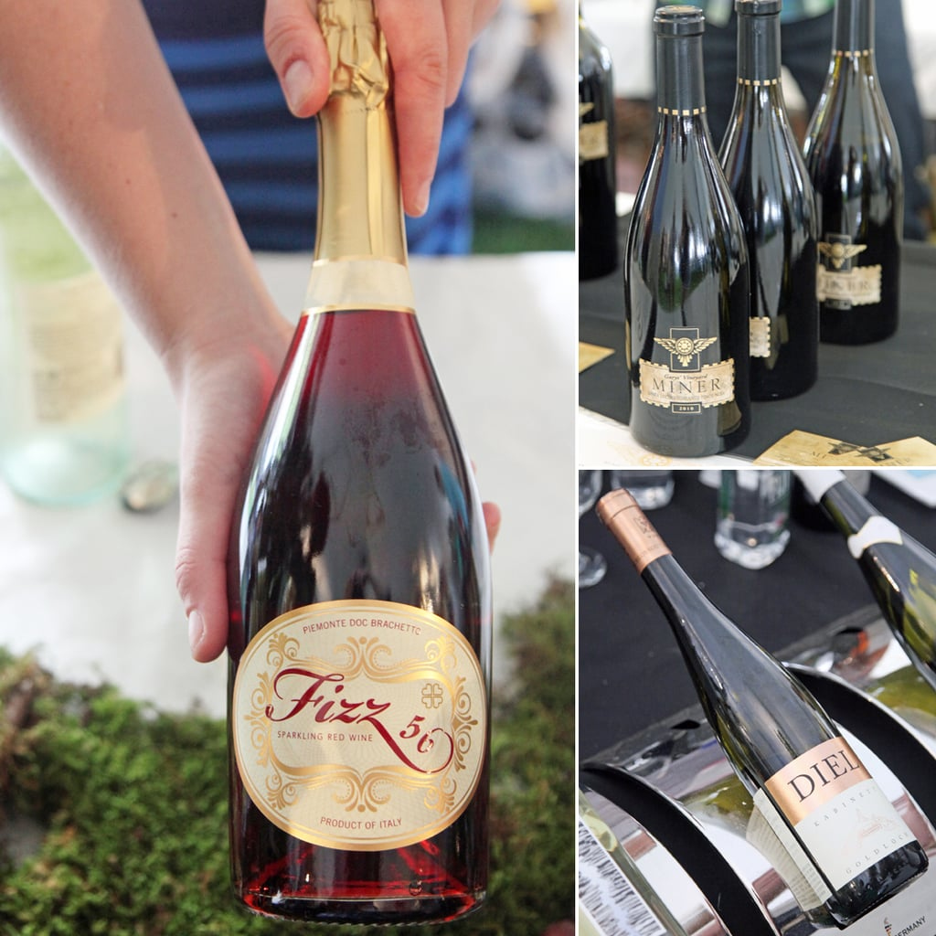 Food Wine: The Best Wines At The Food And Wine Classic In Aspen 2013