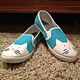 Cat Shoes ($35)