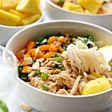 Healthy Hawaiian Chicken Noodle Bowls
