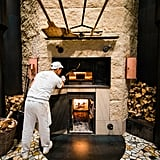 The Bakery Has a Wood-Fired Oven