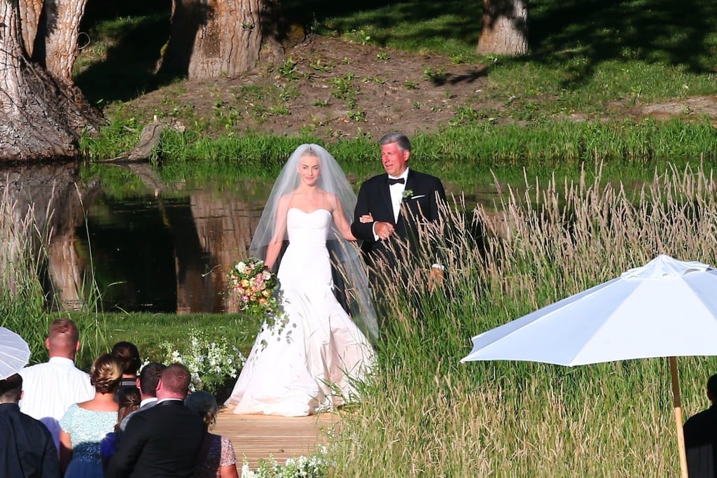 Awesome Julianne Hough Wedding Dress Wedding Gallery