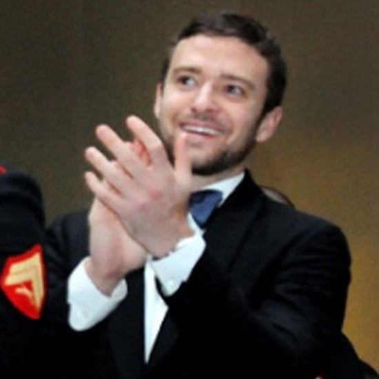 Justin Timberlake at Marine Corps Ball Pictures and Blog Post